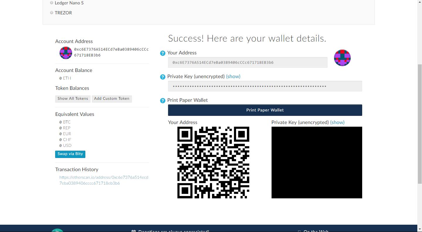 Ledger Bitcoin Addresses With Positive Balance Ethereum