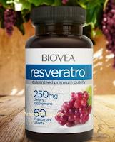 Logo Vinci gratis un flacone di Resveratrolo di Biovea