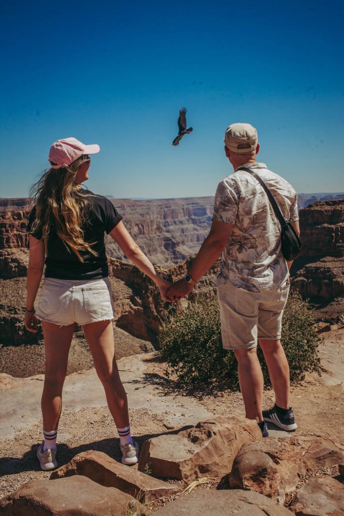 California Roadtrip 2018: Grand Canyon West Rim review