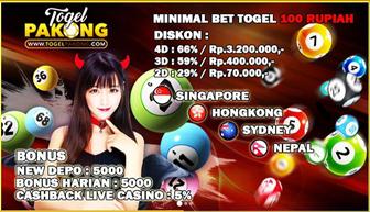 Situs Togel Online Indonesia, Hongkong, Singapura Terpercaya