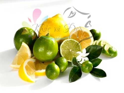 Giảm cân nhanh từ các loại trái cây