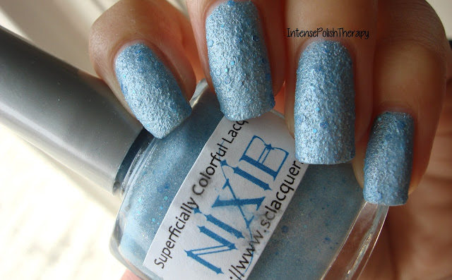 Superficially Colorful Lacquer - Nixie