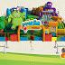 Parque temático da Turma da Mônica é a atração das férias de julho do Boulevard Shopping BH