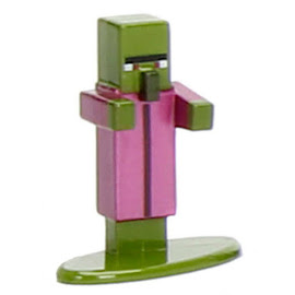 Minecraft Jada Zombie Villager Other Figure