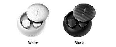 PaMu Wireless Earbuds colours