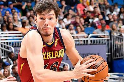 Cedi Osman - Cleveland Cavaliers