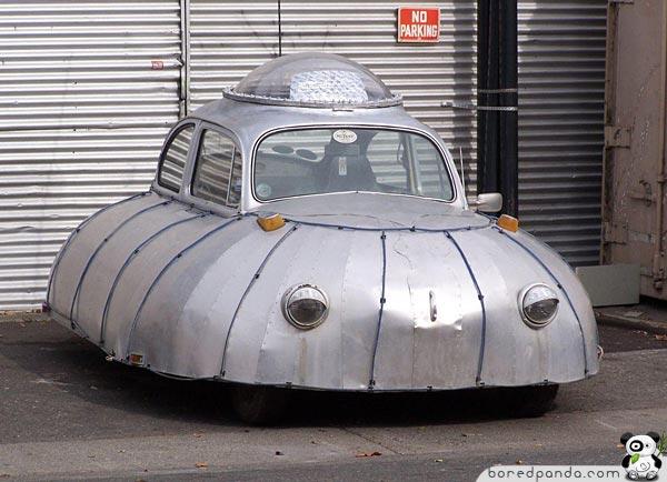 UFO Car