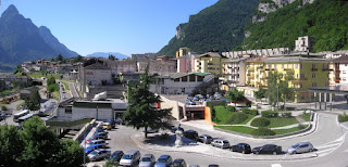 Longarone was completely rebuilt as a modern village