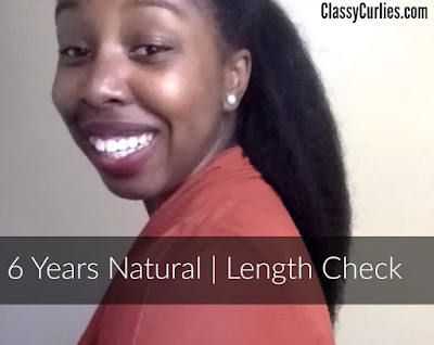 length check natural hair