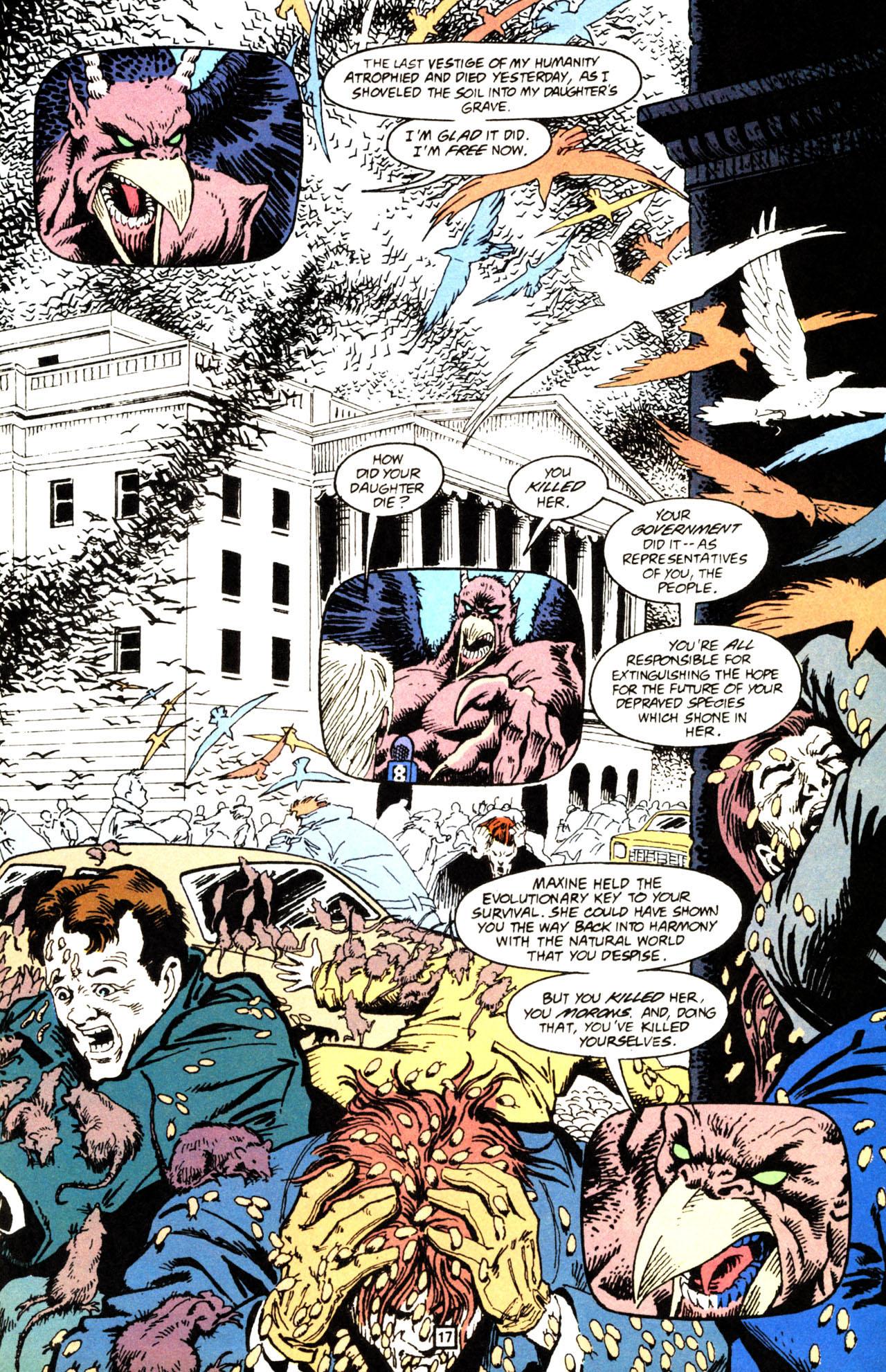 Read online Animal Man (1988) comic -  Issue #71 - 18