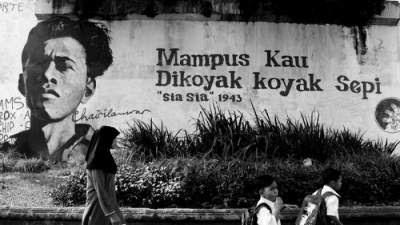 Pengaruh Kota Jakarta pada Puisi Chairil Anwar