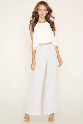 The Fifth label wide-leg pants, $88 from Forever 21