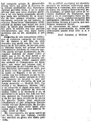 Artículo de Ricardo Guinart Cavallé sobre la Apertura Zaragozana, 1946 (2)