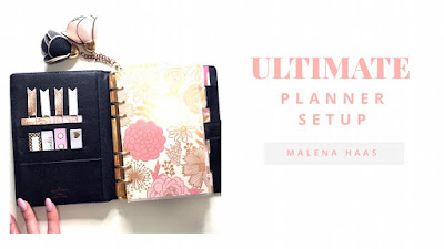 Ultimate Planner Peace Setup Video