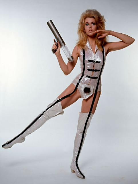 Barbarella 1968 movieloversreviews.filminspector.com