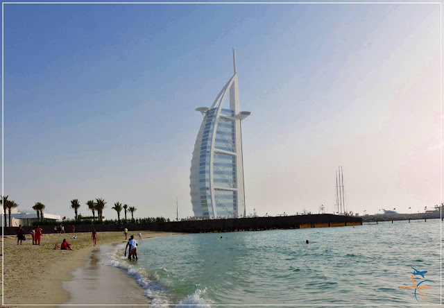Burj al Arab, o hotel mais luxuoso do mundo!