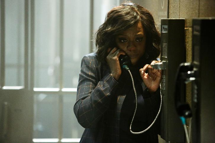 How to Get Away With Murder - Episode 3.09 - Who's Dead? - Promo, Sneak Peeks, Interviews, Promotional Photos & Press Release