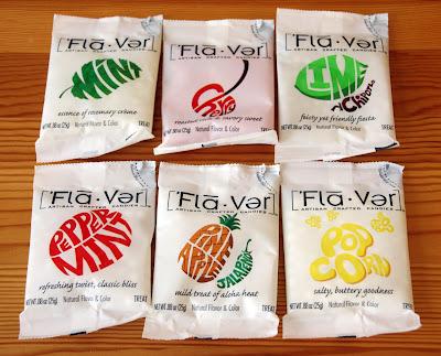 Flaver candies