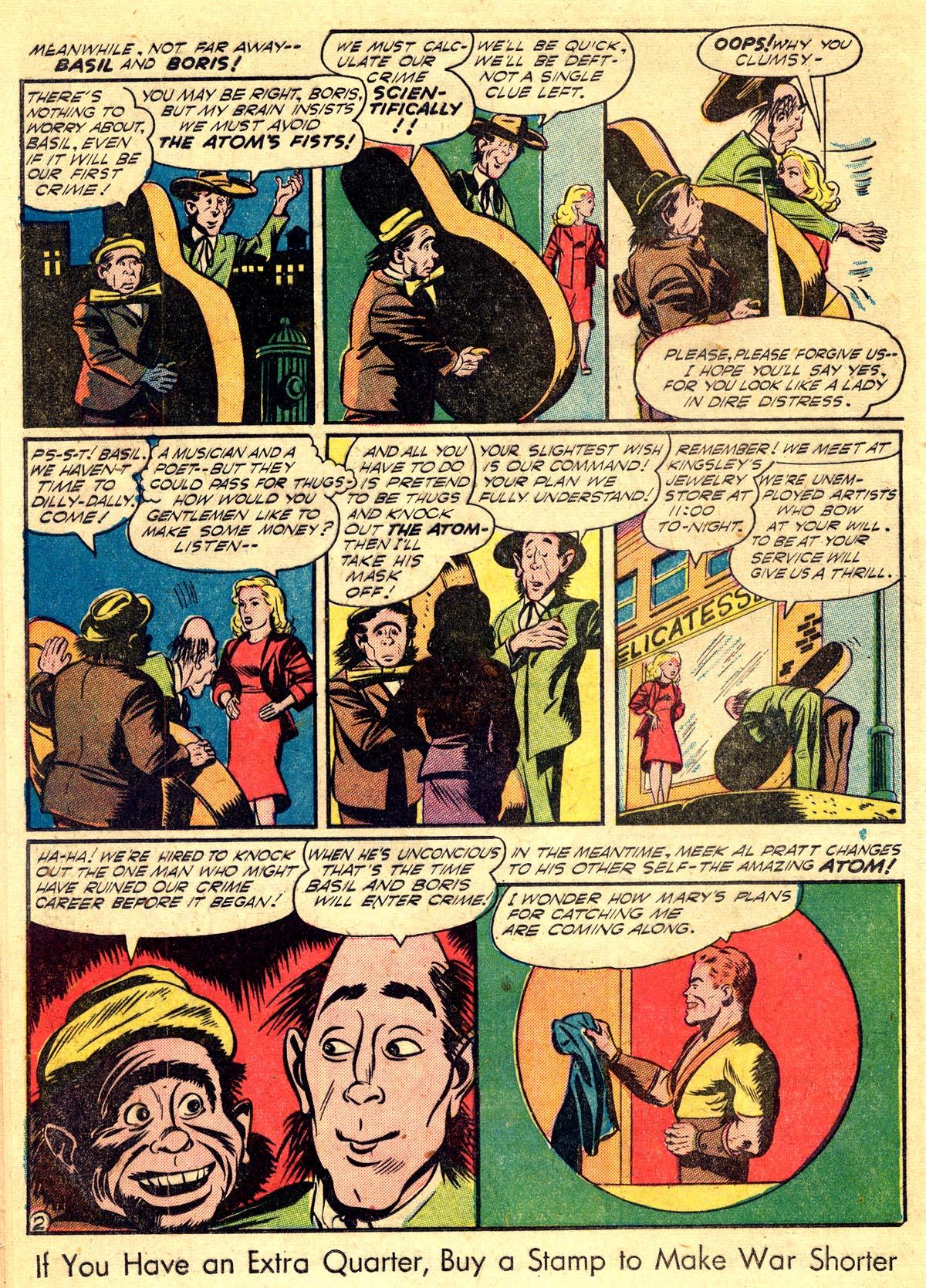 Read online All-American Comics (1939) comic -  Issue #60 - 22