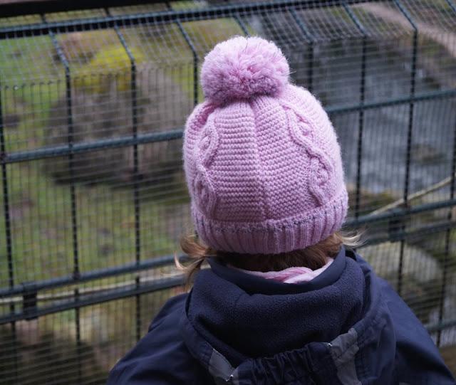 Tierpark Neumünster Bärengehege Kinder Familie Herbst Winter Frühjahr