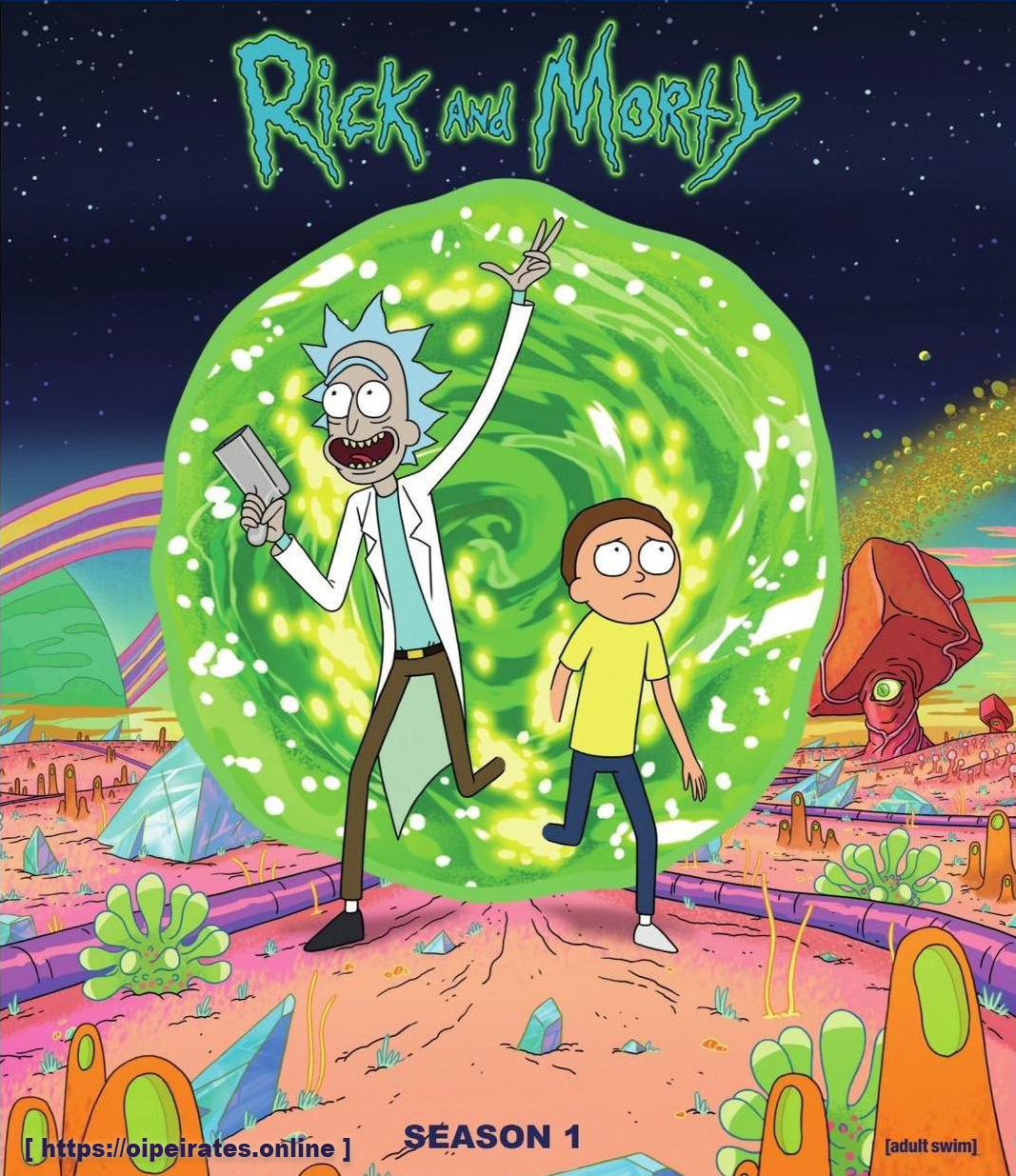 Rick and Morty (2013-) ταινιες online seires oipeirates greek subs