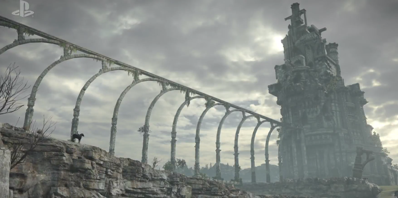 Se confirma Shadow of the Colossus para PS4