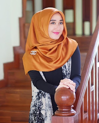 model fashion hijab remaja modern