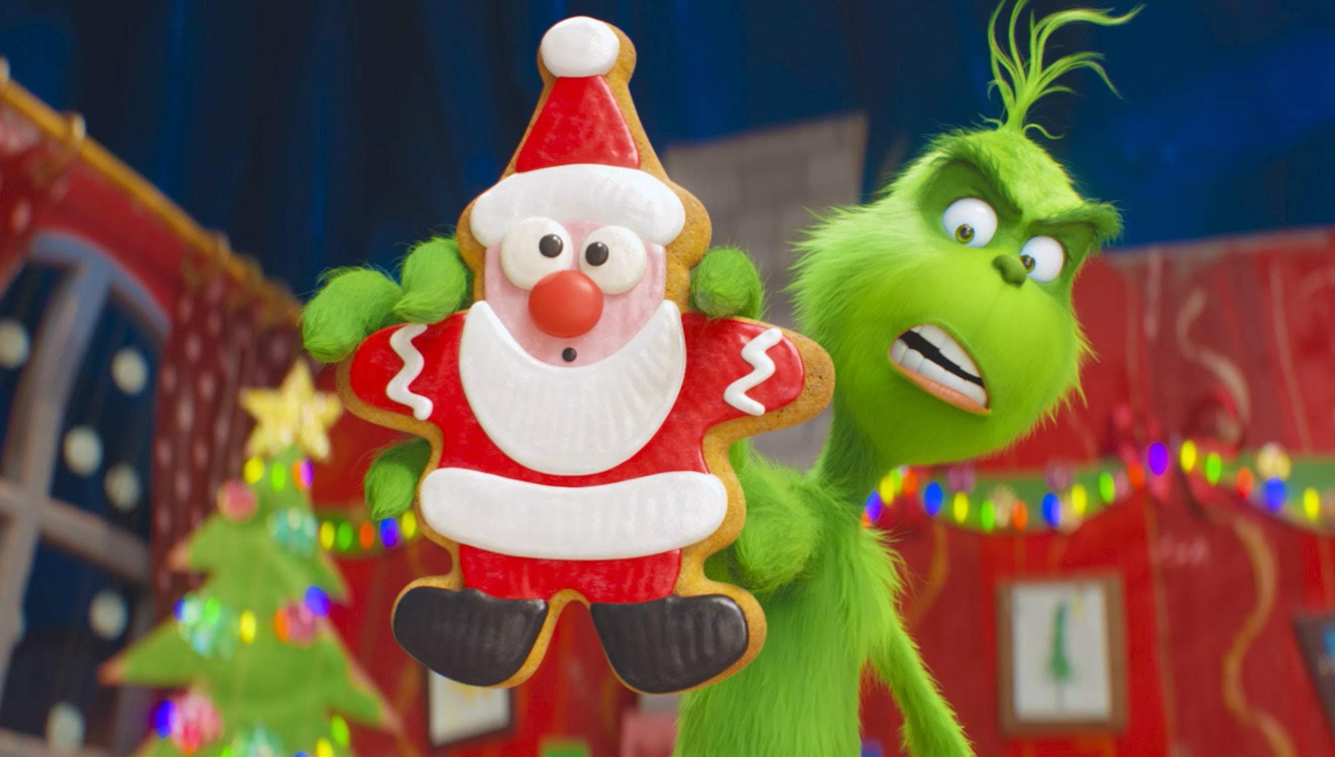 Box Office : 11月9日~11日の全米映画ボックスオフィスTOP5 - クリスマスが大嫌いのひねくれ者の主人公の声を、ベネディクト・カンバーバッチがつとめてくれた「ザ・グリンチ」が、11月公開のアニメ映画としては、史上3番めの封切り成績を叩き出したオープニング・ヒットの初登場第1位 ! !