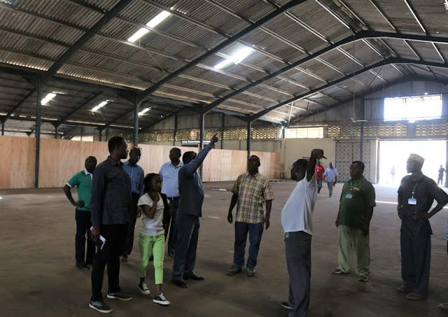 MICHUZI BLOG: Uongozi Wizara ya Viwanda Wawatoa Hofu ...