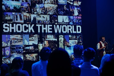 Father of G-Shock Launches Shock The World 2016