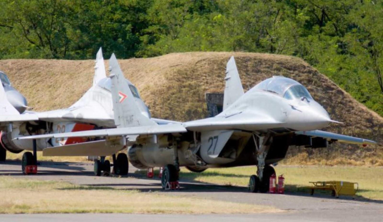 Pesawat tempur MiG-29 dijual dengan harga mobil