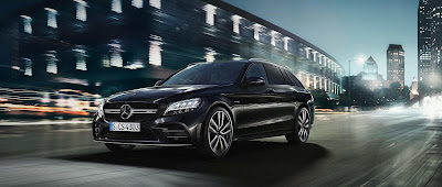 Mercedes Benz C-Class Estate 2018 Review, Specs, Price
