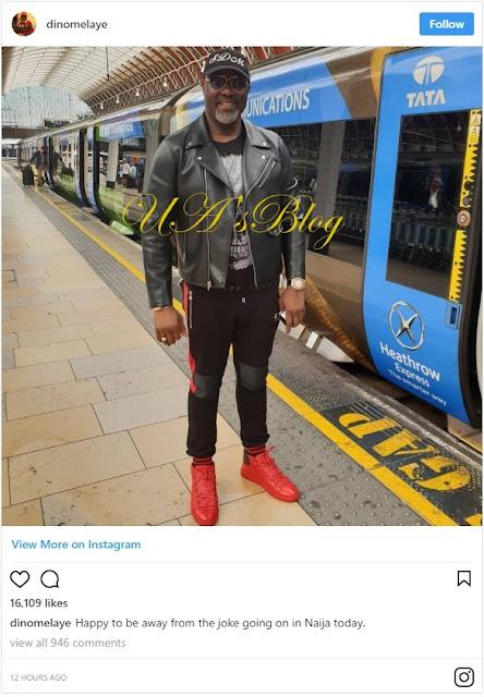 Dino Melaye calls APC 'Egbe kegbe na bad society…'