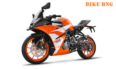KTM RC125 Specification and Price bikebng