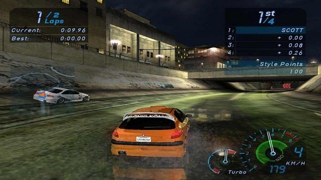Download Need for Speed Underground 1 PC Games Gameplay
