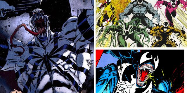 Marvel Symbiotes, dari Venom hingga Agent Venom