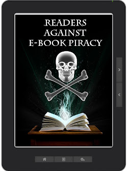 ~Yes!!  I am Against E-book Piracy~