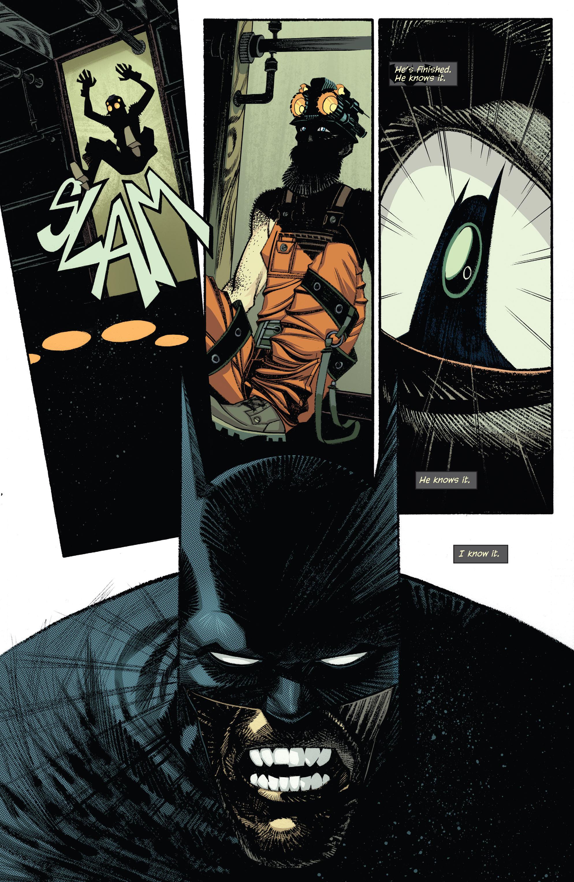 Read online Arkham Manor comic -  Issue #5 - 9