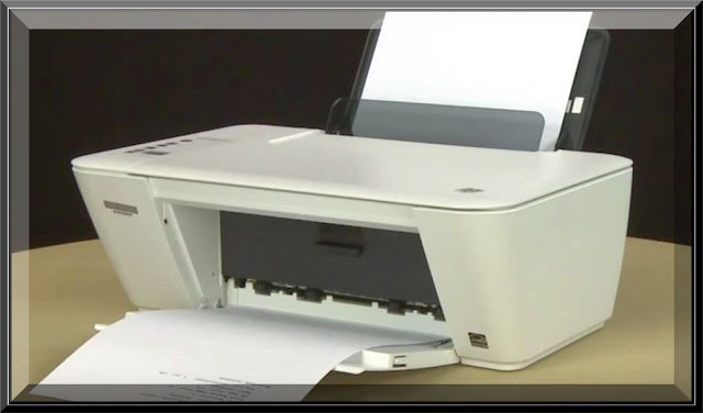 How To Print HP Deskjet 2548 Wireless Direct