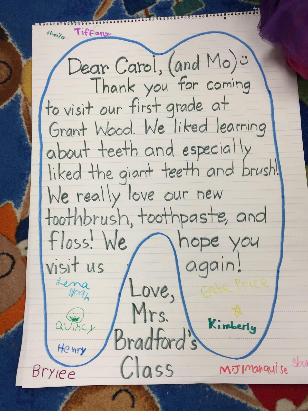 Ready, Set     First Grade: February: Dental Health, Black History