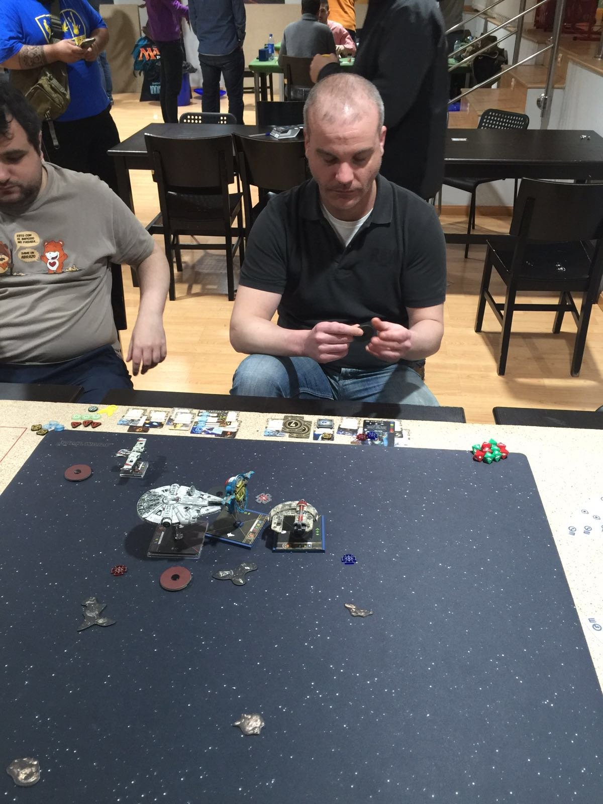 X-Wing Zaragoza: abril 2016