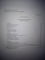 Barem gradul II matematica Bucuresti, august 2015