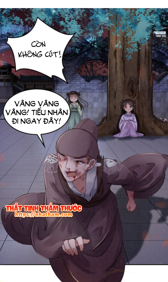 Trọng Sinh Bá Sủng Nhiếp Chính Vương Quá Mạnh Mẽ - Chap 4