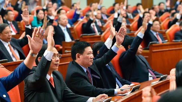 Hội nghị TƯ 8 thống nhất ban hành quy định mới về trách nhiệm nêu gương của cán bộ, đảng viên