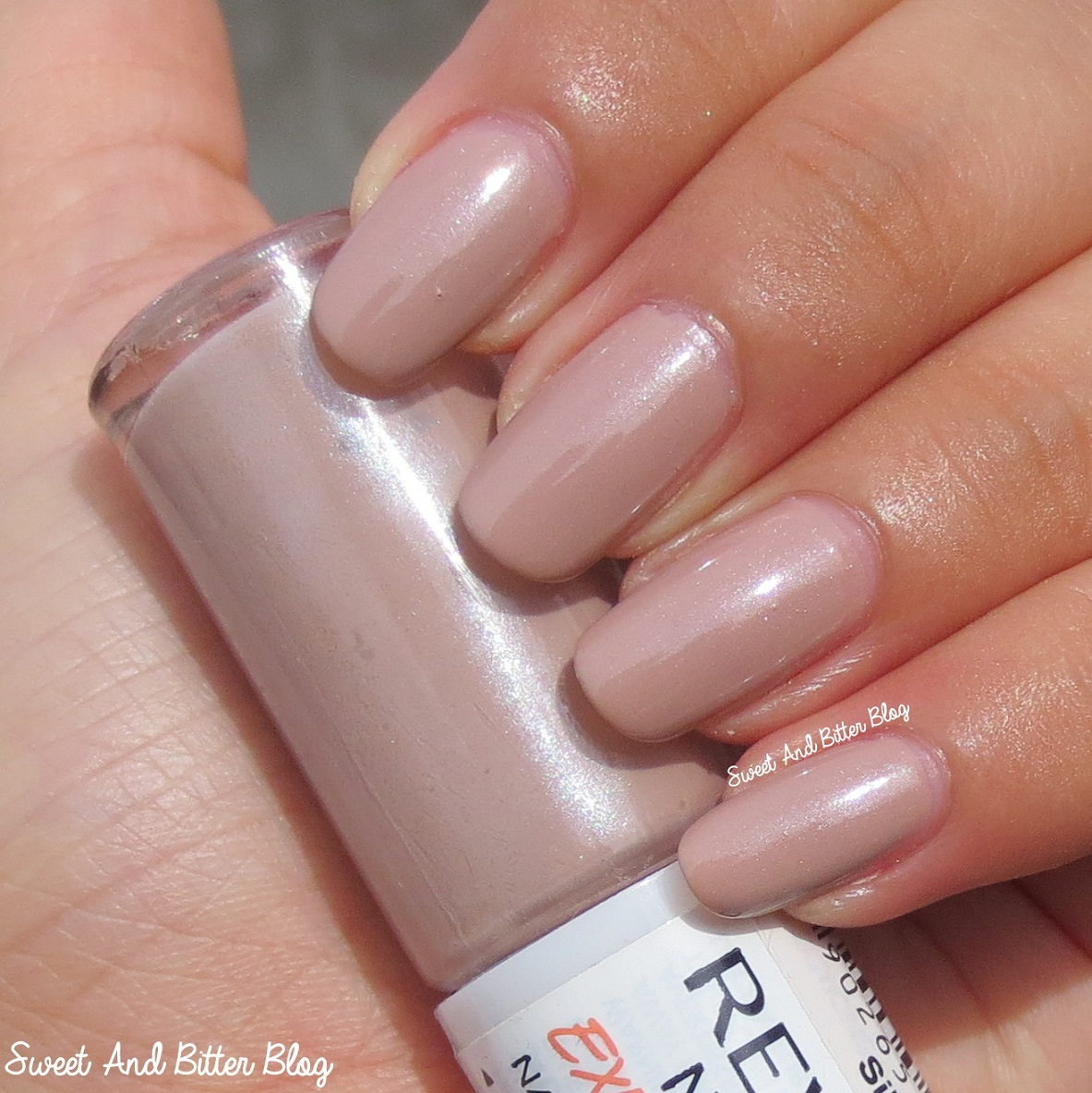 Revlon Nail Art Expressionist Silhouette Swatch And Review ...