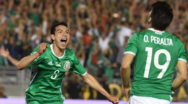 Goleadores mexicanos