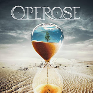 """Το lyric video των Operose για το τραγούδι """"Footprints"""" από τον δίσκο """"Footprints in the Hourglass"""""""