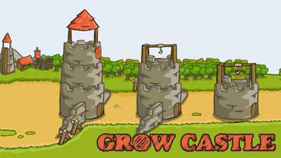 Grow Castle Mod (Unlimited Gold + Crystals ) v1.20.18 Ofline - Free Download