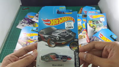 Hot Wheels Super Treasure Hunt Nissan Fairlady Z