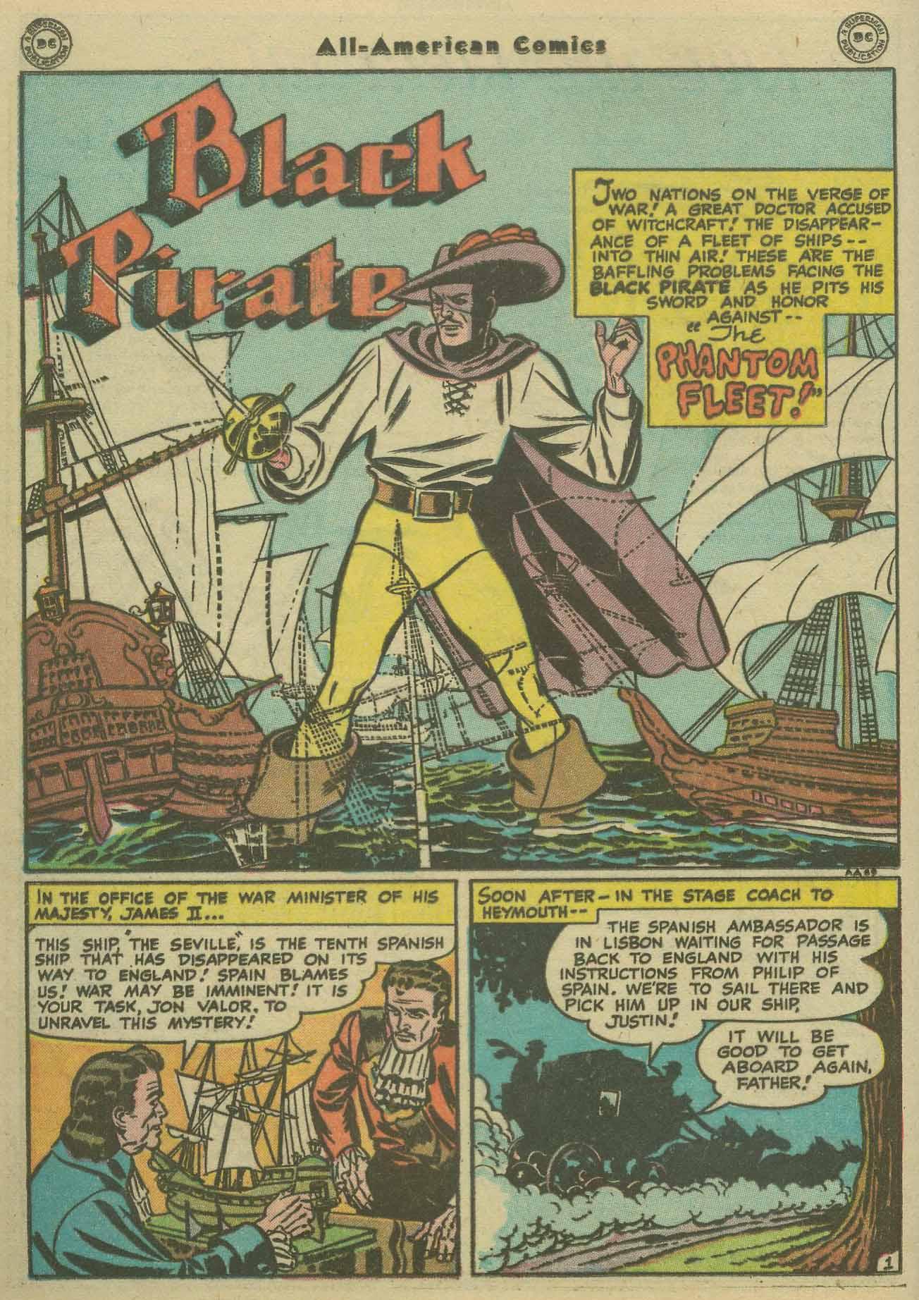 Read online All-American Comics (1939) comic -  Issue #92 - 22